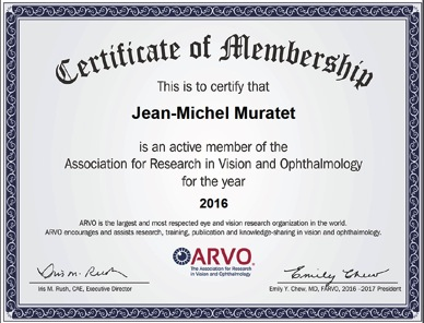 muratet arvo association for research in vision and ophthalmology