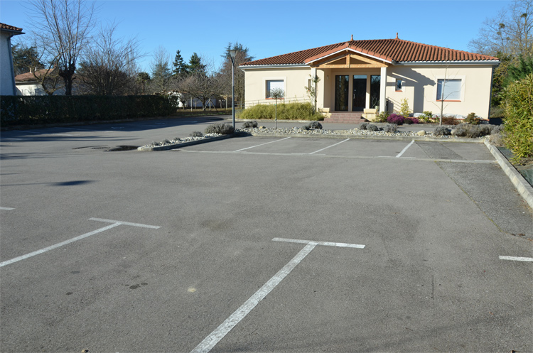 parking muratet parking pamiers bousquet peyreblanque